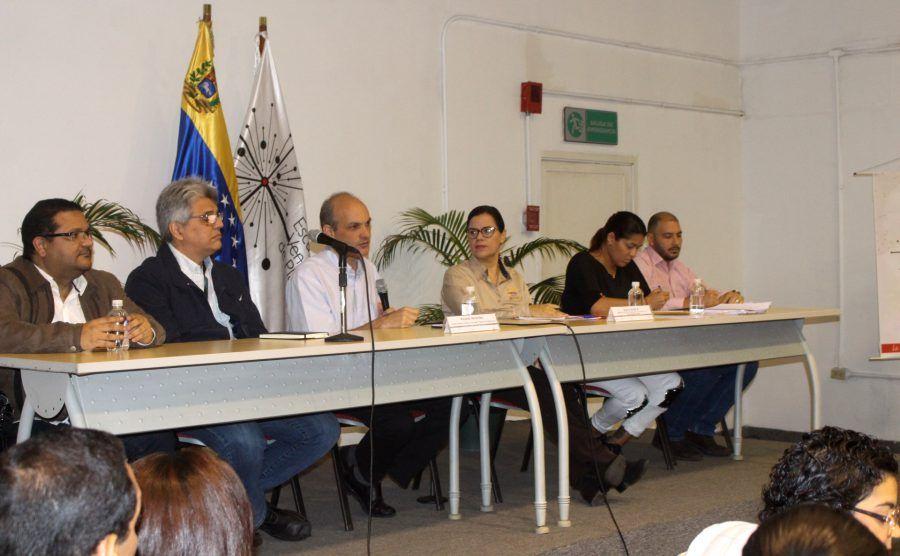 Definida Agenda Programática del Sector Comunas para el Plan de la Patria 2019-2025 en la Fundación Escuela Venezolana de Planificación