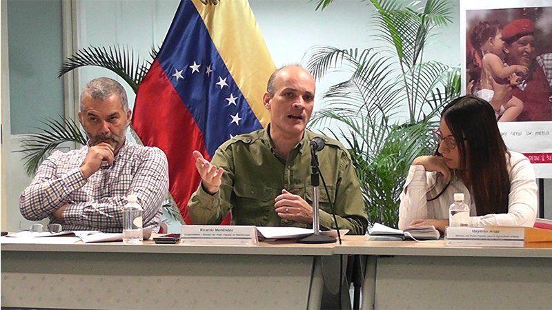 DEFINIDO PLAN SECTORIAL DE AGRICULTURA URBANA EN LAS 7 LÍNEAS ESTRATÉGICAS DE ACCIÓN DEL PLAN DE LA PATRIA 2025 EN LA FEVP