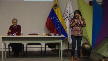 """Conversatorio """"Guerra Psicológica en Venezuela""""  en la FEVP"""