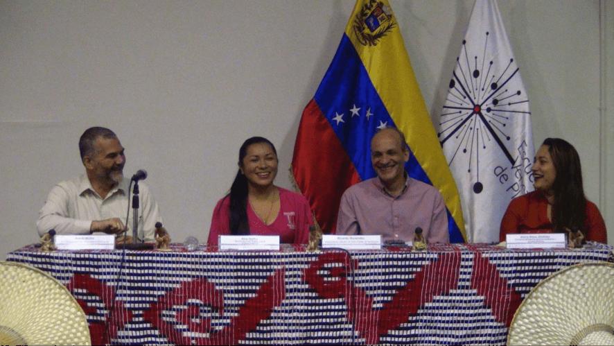 LANZAMIENTO DEL PLAN DE LA PATRIA COMUNAL DE LOS PUEBLOS INDIGENAS EN LA FEVP