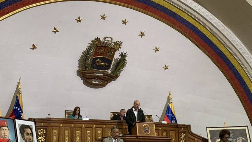 Asamblea Nacional Constituyente aprobó Plan de la Patria y su Ley Constituyente 2019- 2025