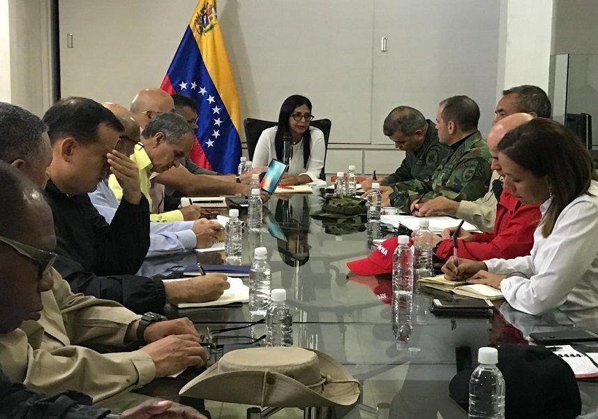Estado Mayor Eléctrico definió líneas de trabajo para la estabilización del servicio