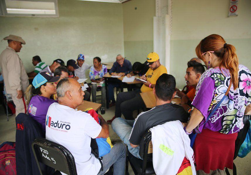 Jornada de Diálogo, Acción y Propuesta en la Revolución Bolivariana congregó a distintos sectores del país