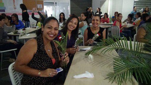 Ministerio del Poder Popular de Planificación y sus entes adscritos conmemoraron el Día de las Madres