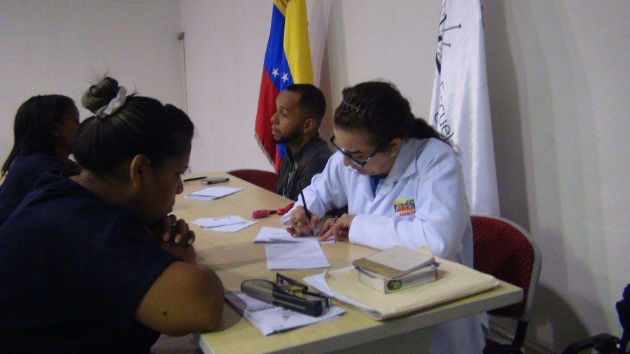 Salud para todos: Trabajadores de la FEVP reciben Jornada Médico Asistencial